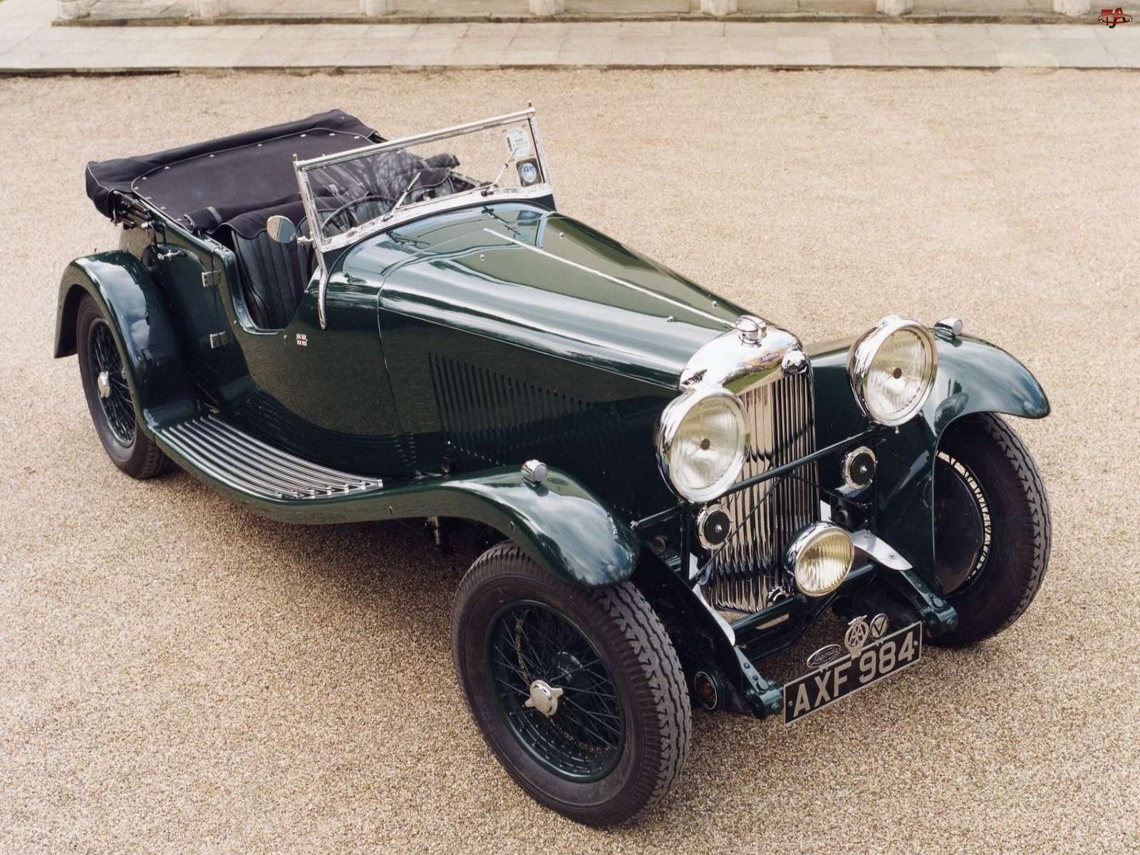 M45, Aston Martin, Lagonda