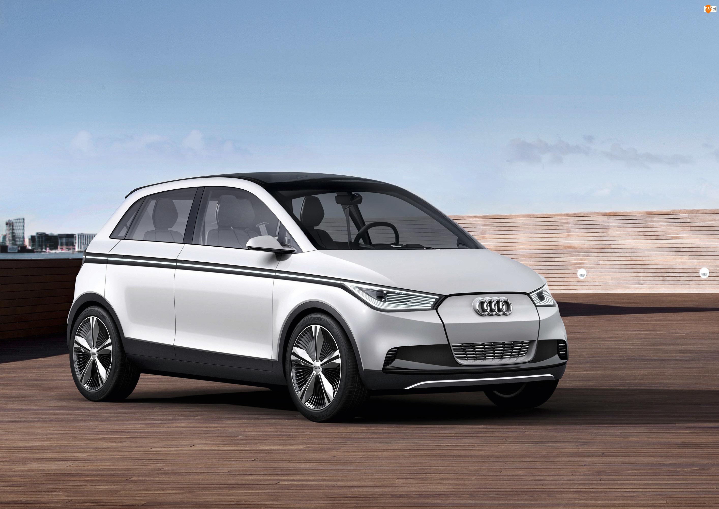 Audi A2, Prototyp