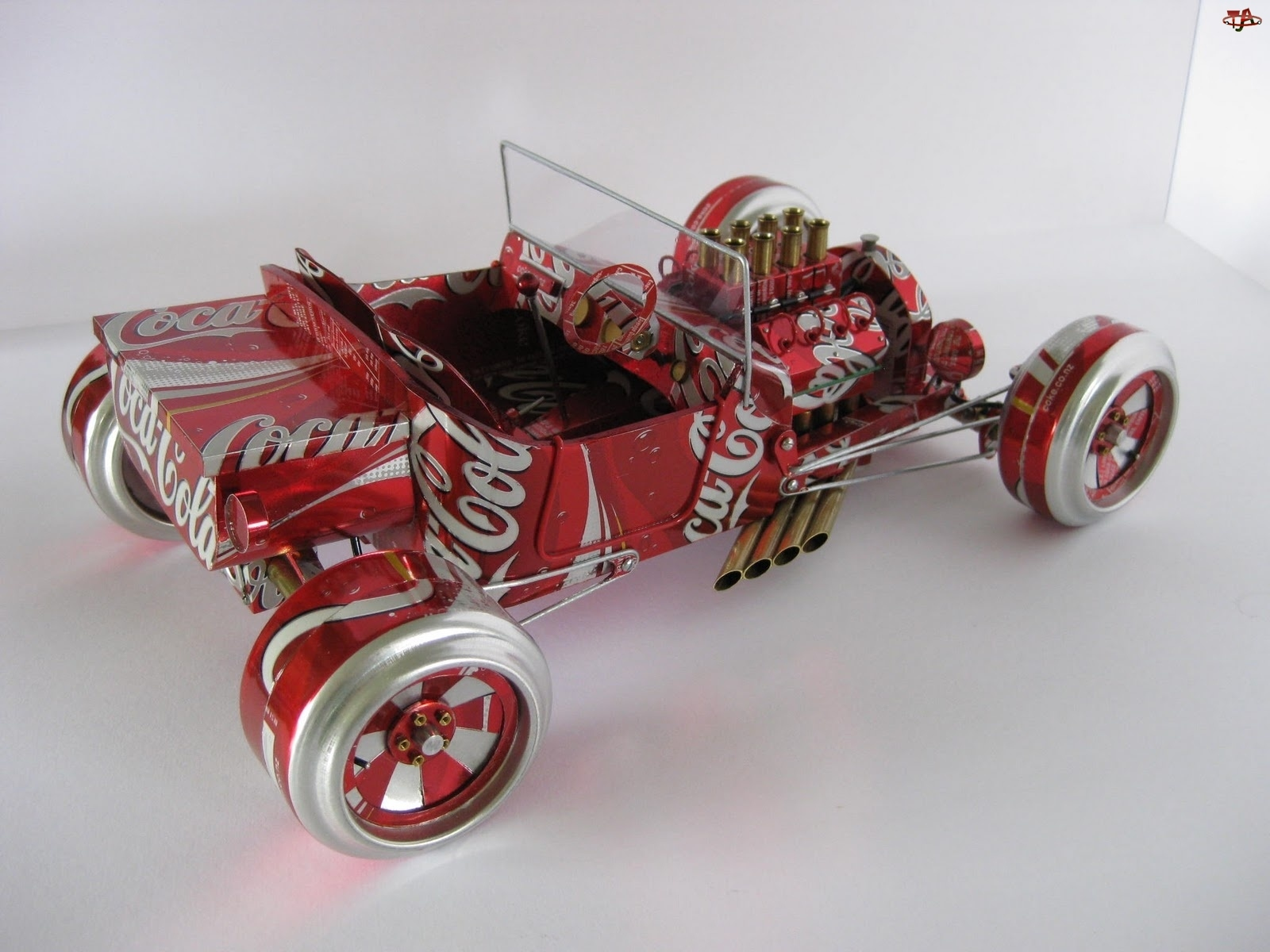 Puszki, Coca-Cola, HotRod