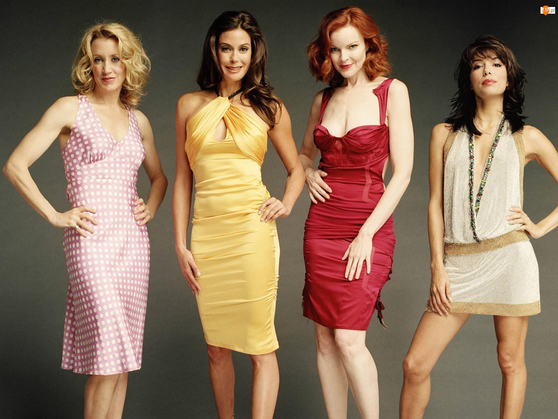 Aktorki, Gotowe na wszystko, Desperate Housewives