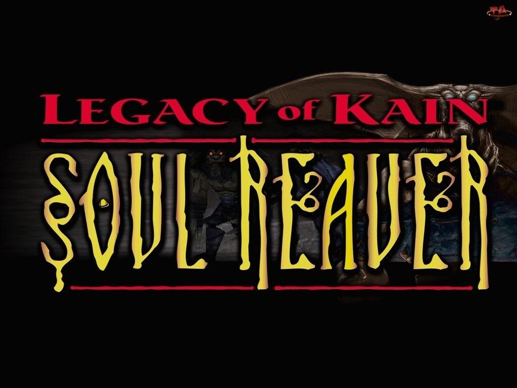 grafika, Legacy Of Kain Soul Reaver, logo