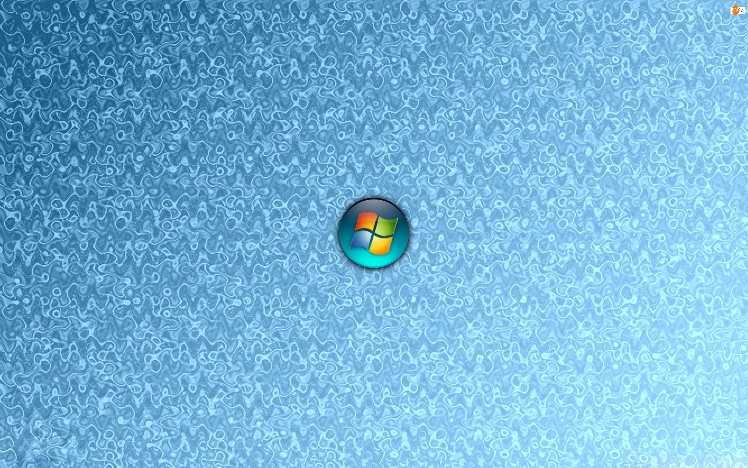 Windows, Niebieskie, Logo