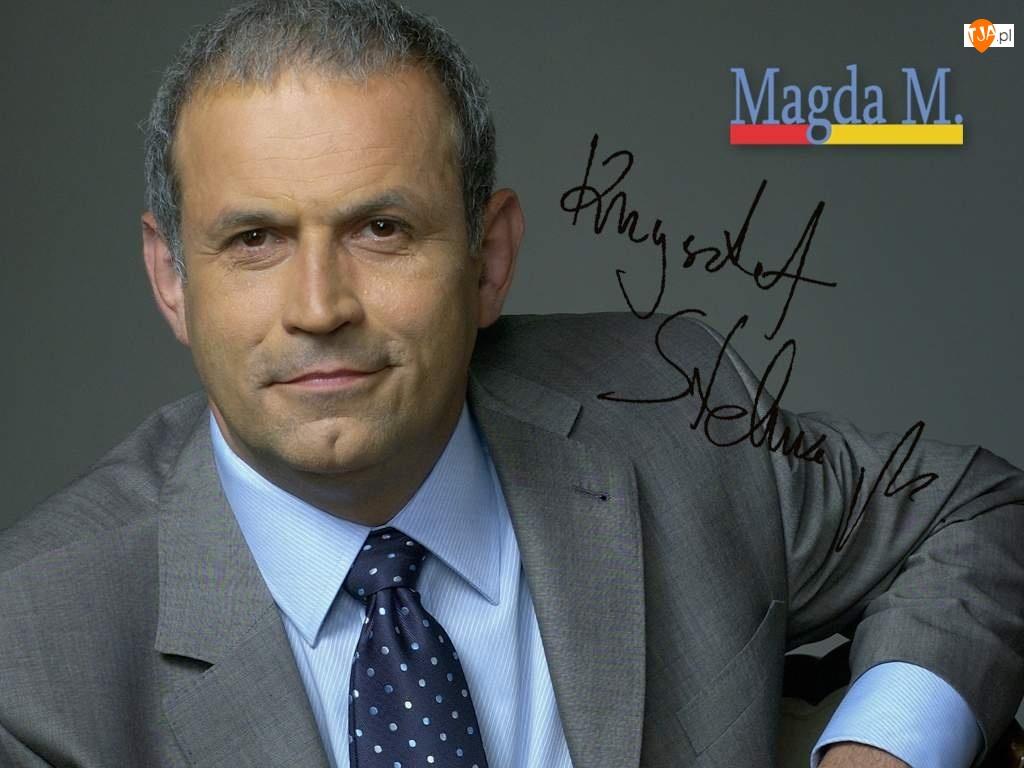 Magda M., Krzysztof Stelmaszyk, Serial