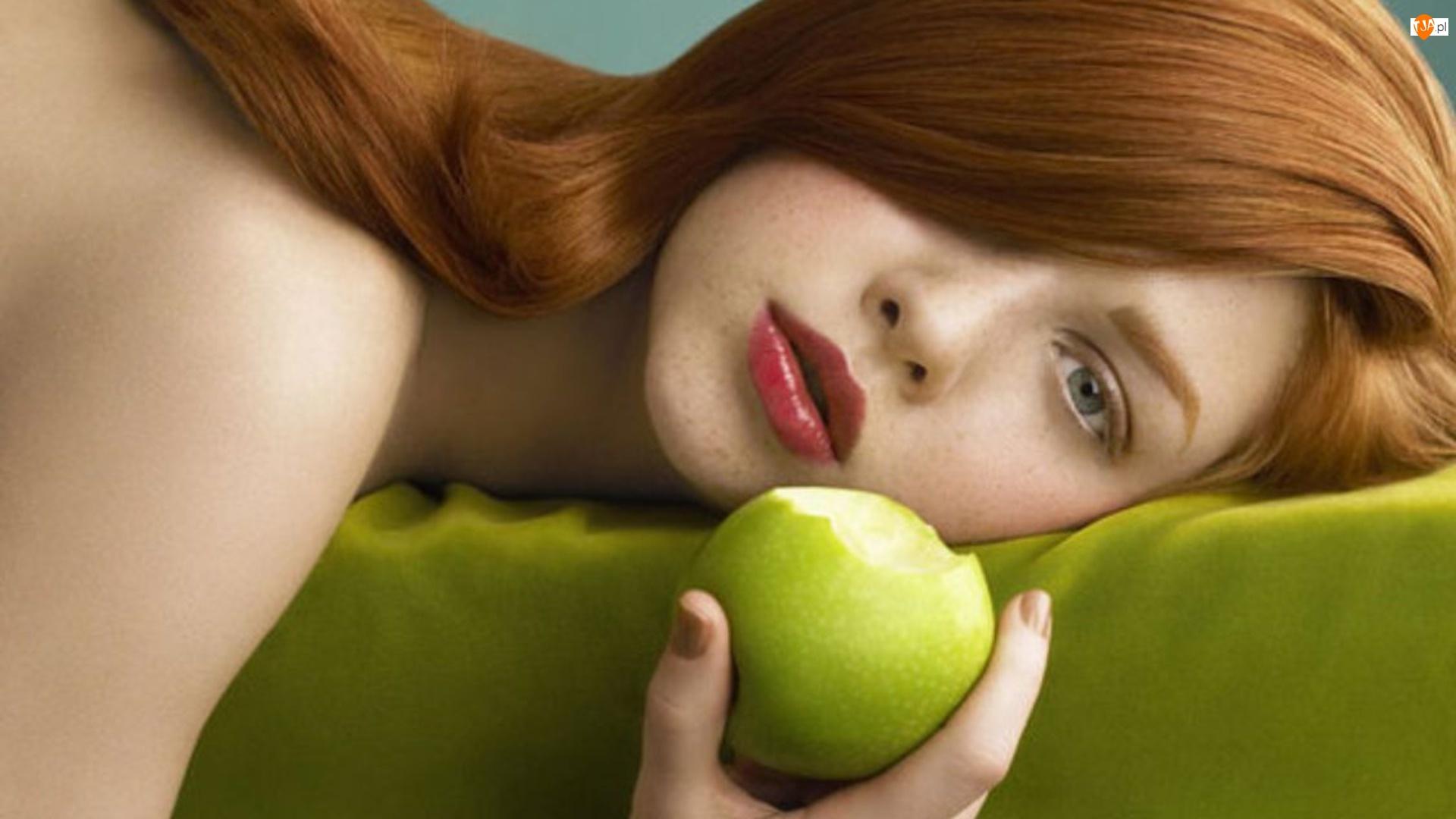 Ewa, Kobieta, Jabłko