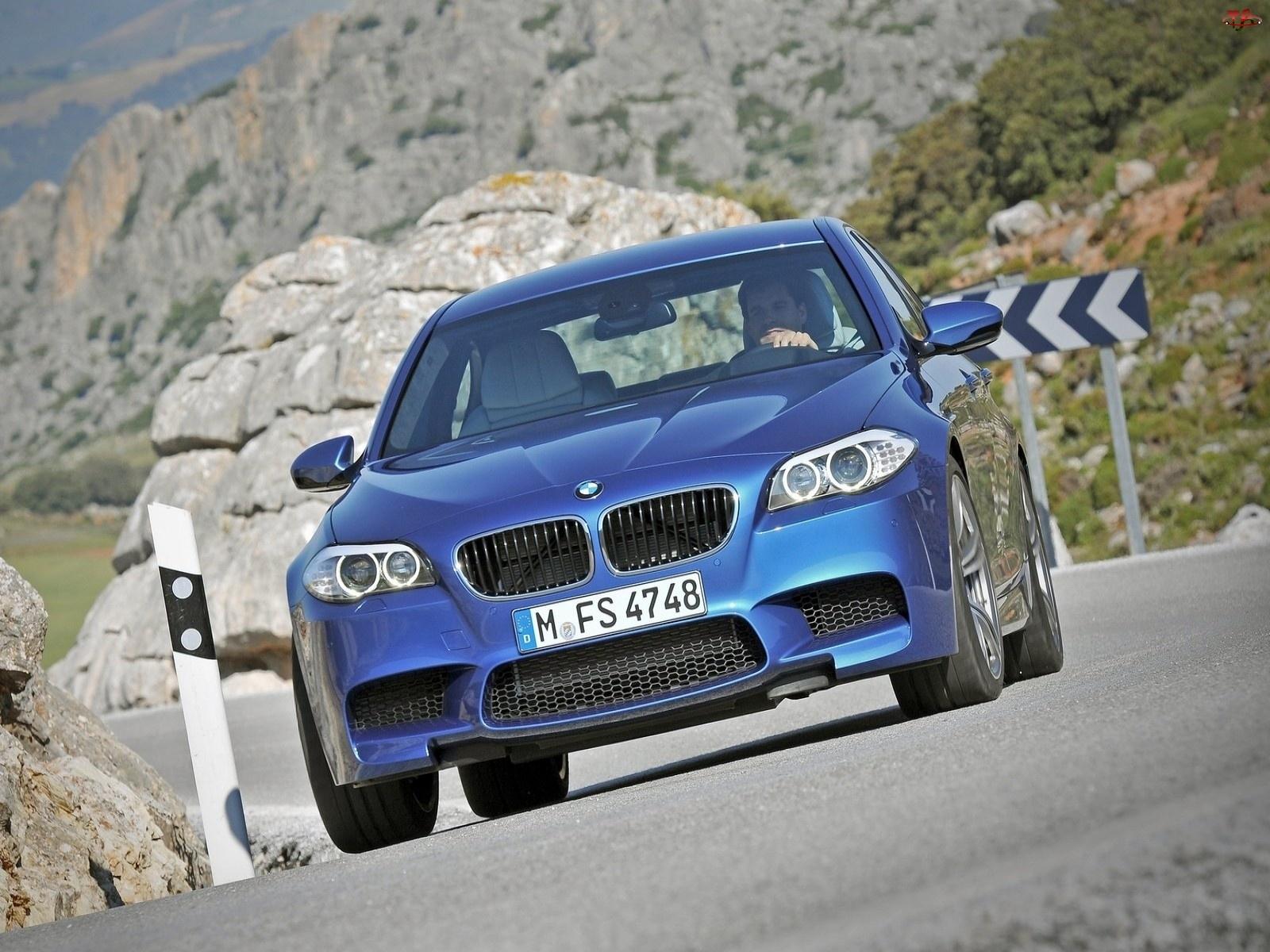 2012, BMW, M5