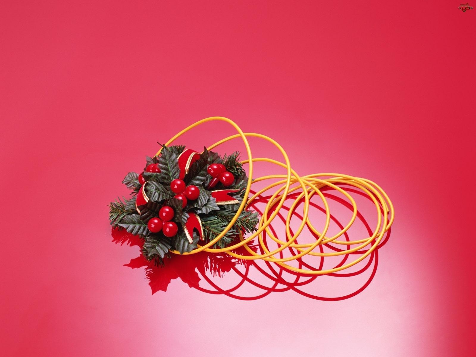 Świąteczny, Stroik