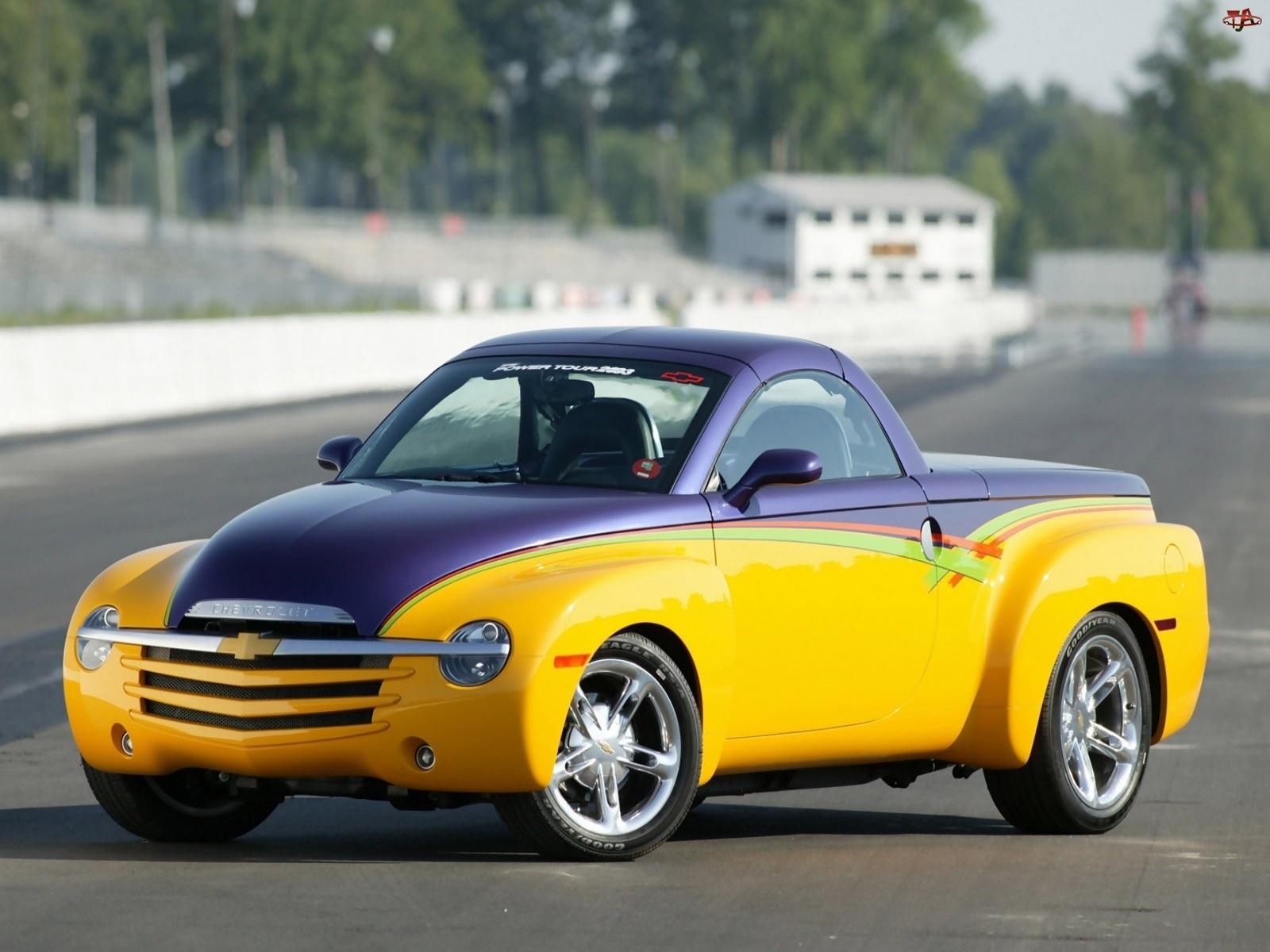 HotRod, Chevrolet, SSR