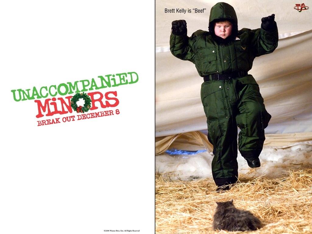 Unaccompanied Minors, Brett Kelly