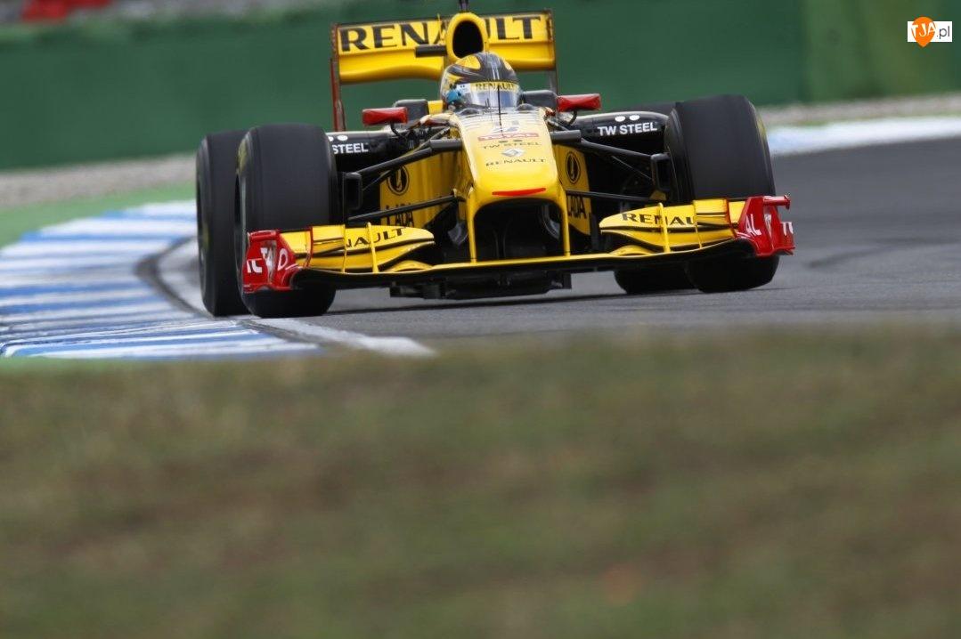 Renault F1, Kierowca