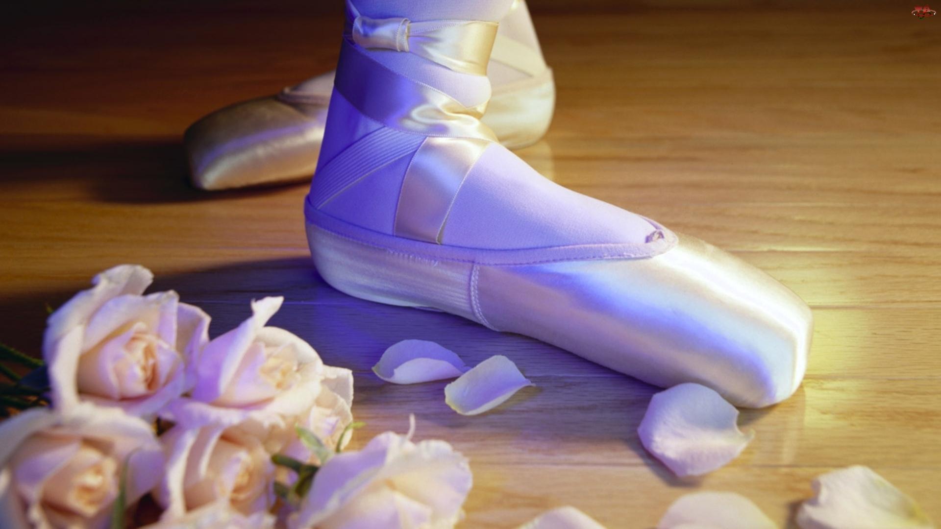 Róże, Stopa, Baletnicy