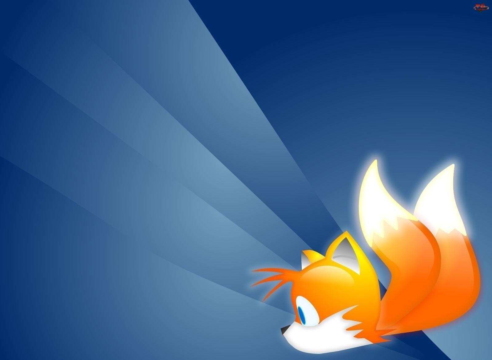 Lisek, Firefox, Fruwający