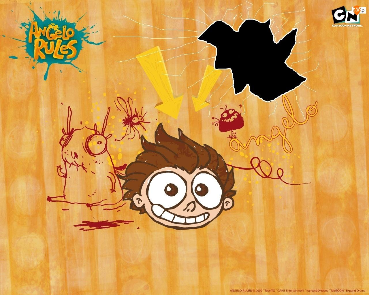 Cartoon Network, Angelo