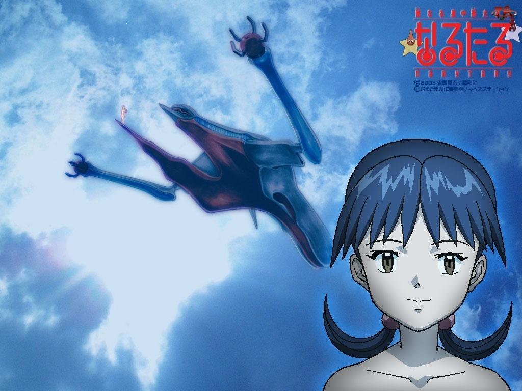 dziewczynka, Narutaru Shadow Star, kucyki