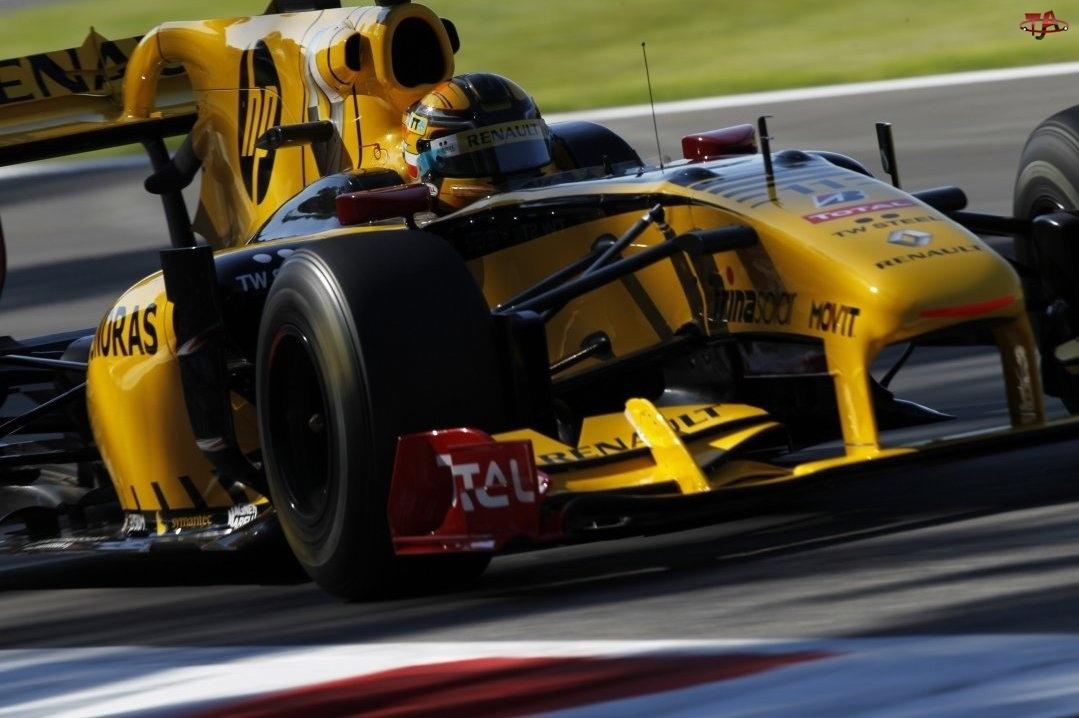 Renault F1, Spojler