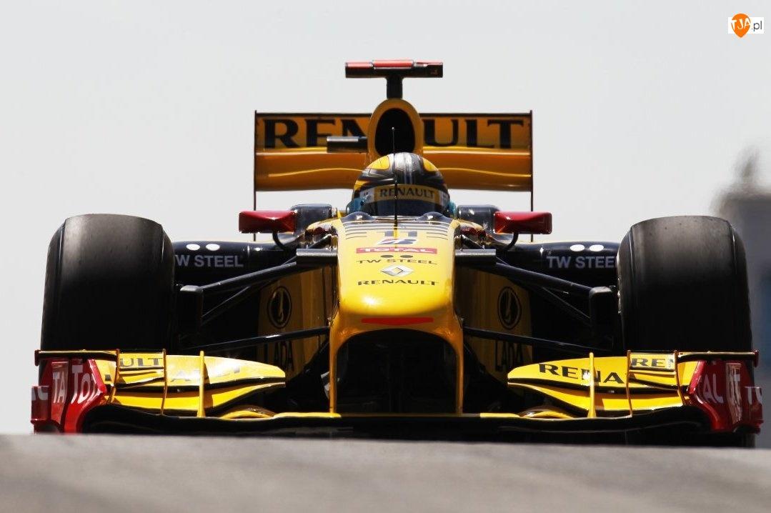 Przód, Renault F1, Opony