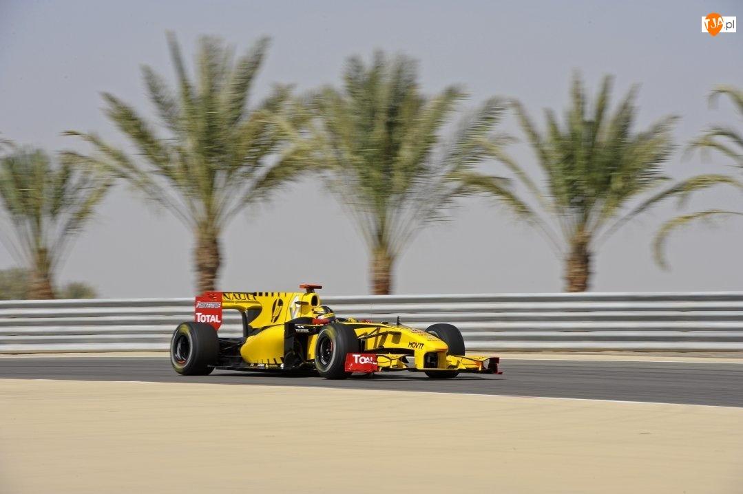 Wyścigówka, Renault F1