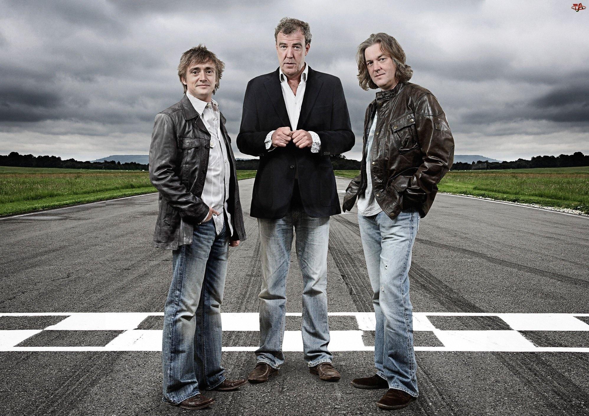 James May, Top Gear, Richard Hammond, Prowadzący, Jeremy Clarkson