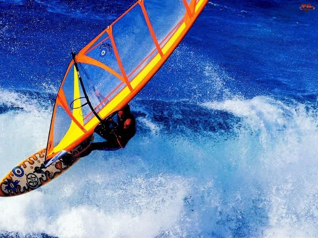 Sport, Morze