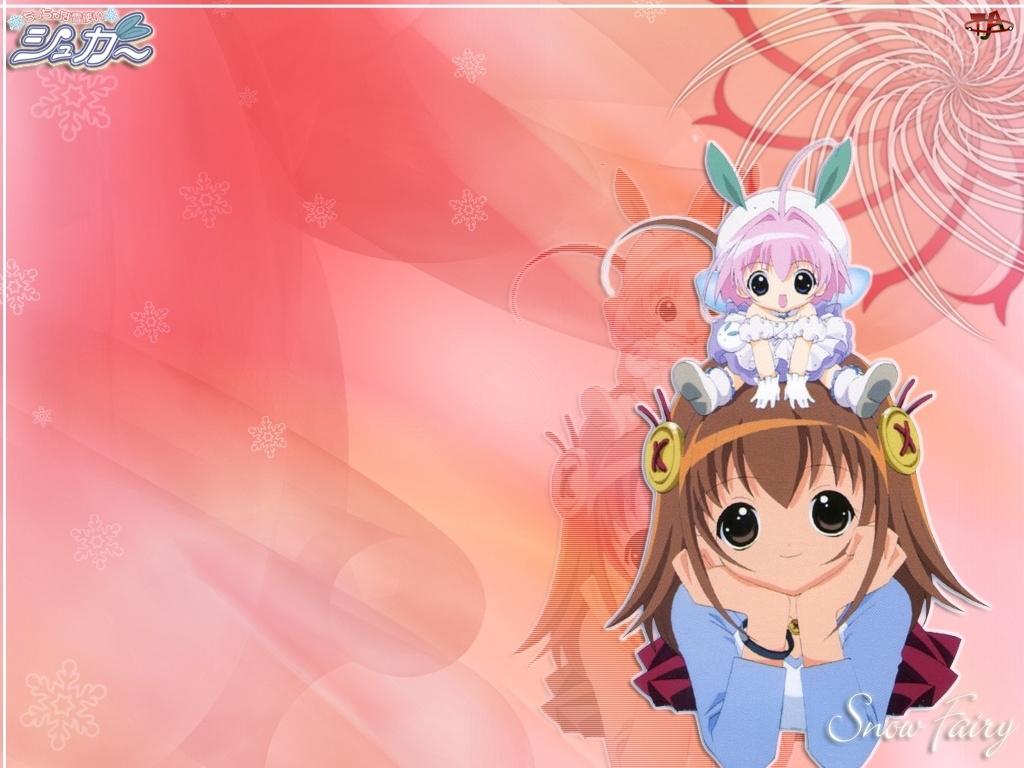 odbicie, Tiny Snow Fairy Sugar, dziewczynka
