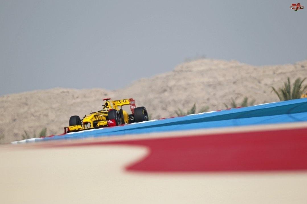 Renault F1, Tor