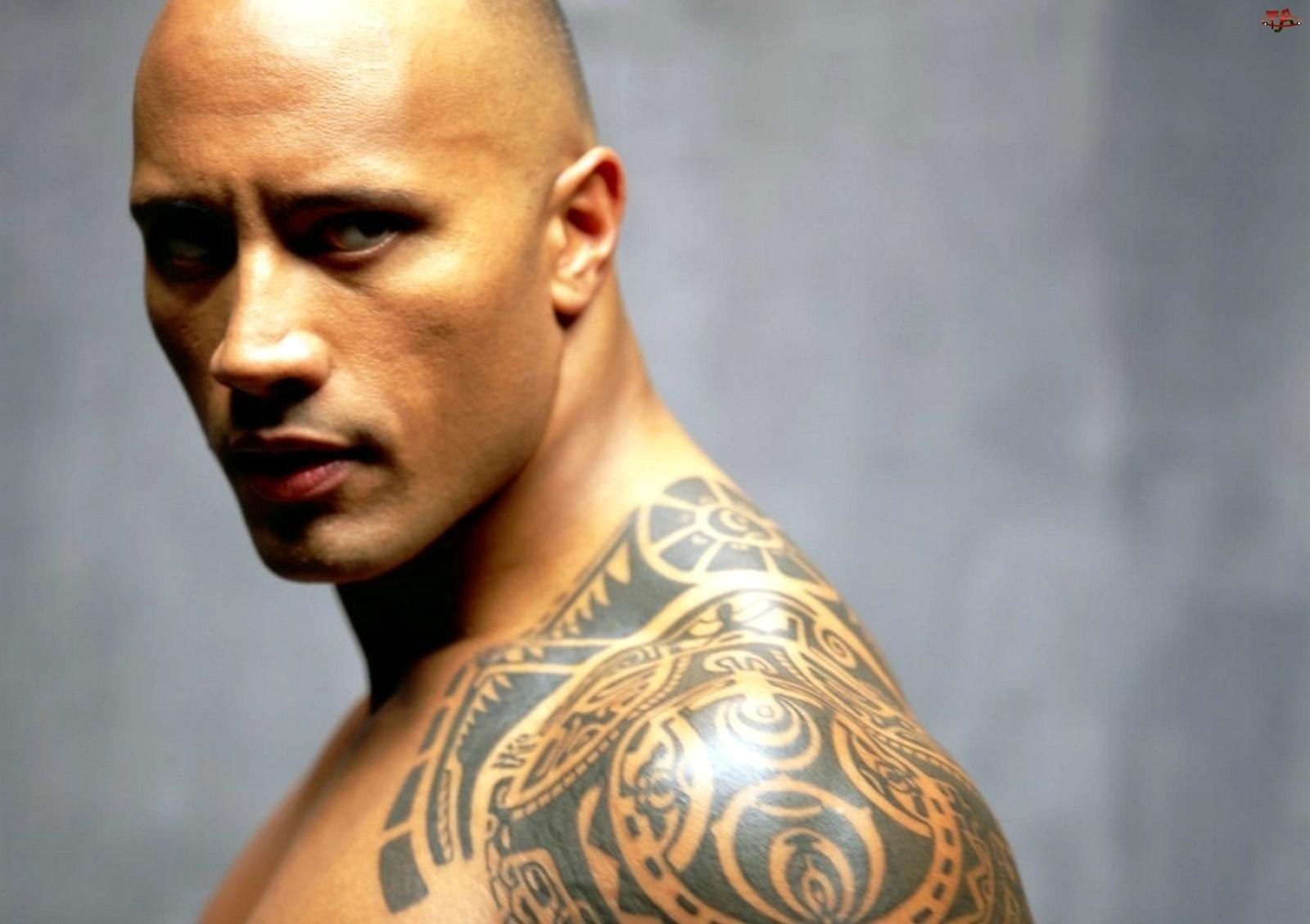 Dwayne Johnson, Tatuaż