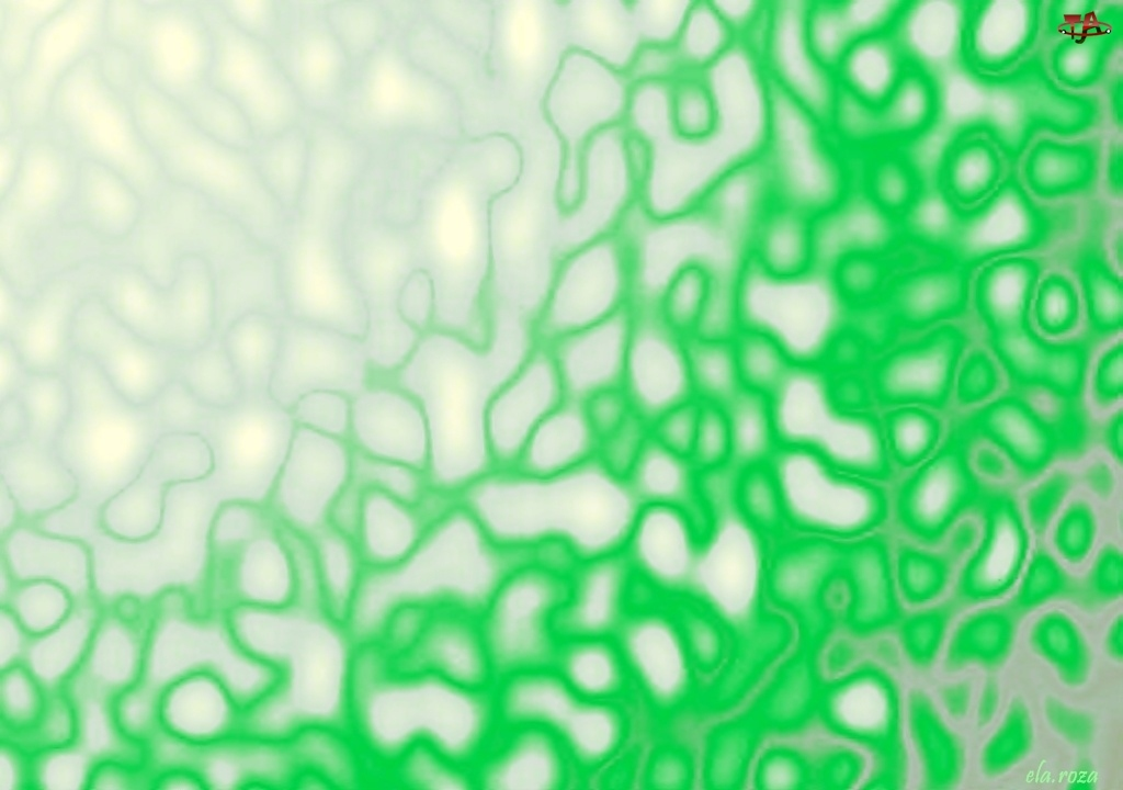 Wzór, Tekstura, Zielony