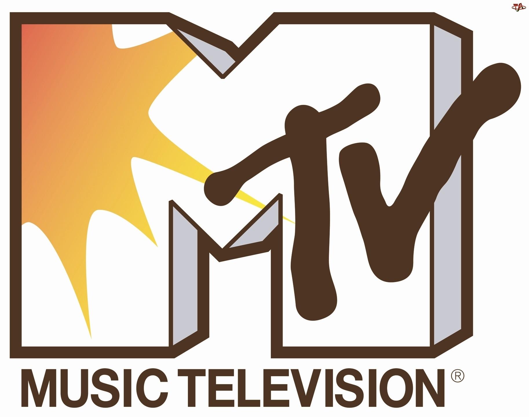 Kolorowe, MTV, Logo