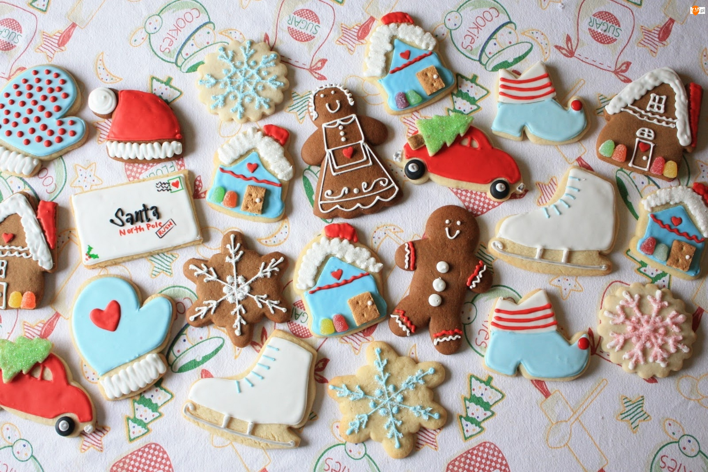 Ciasteczka, Święta