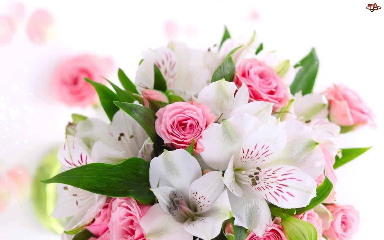Bukiet, Kwiatów