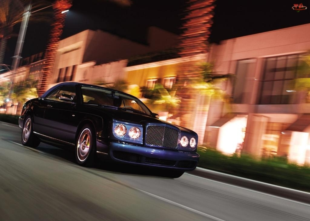 Bentley, Miasto