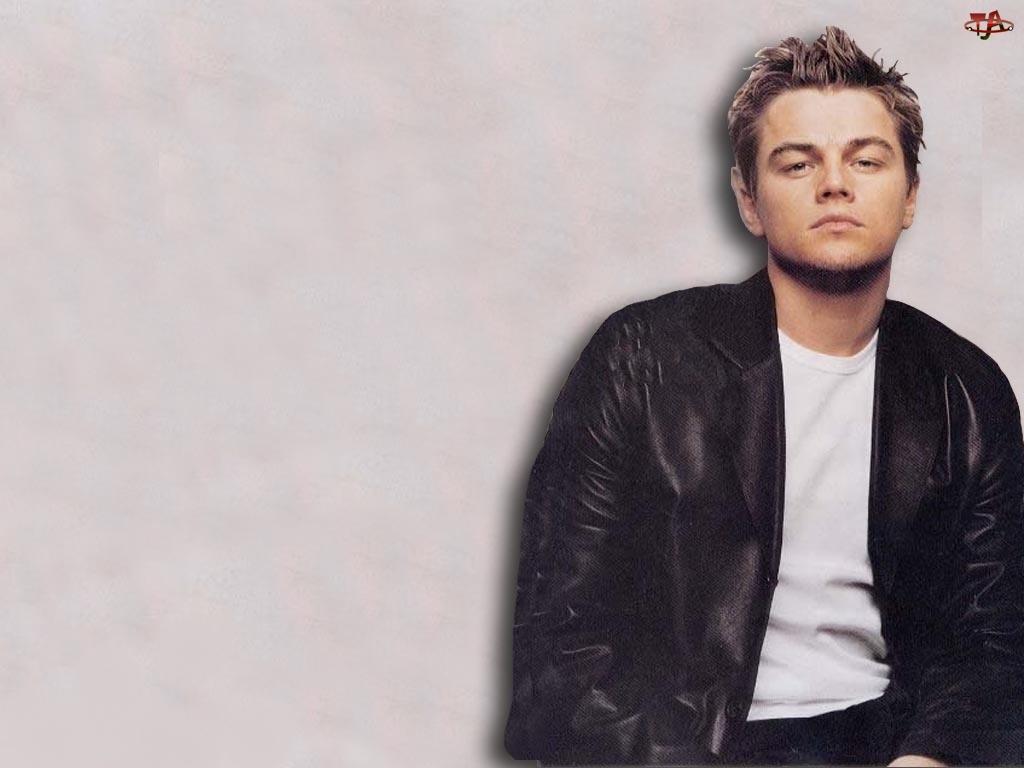 Leonardo DiCaprio, kurtka skórzana