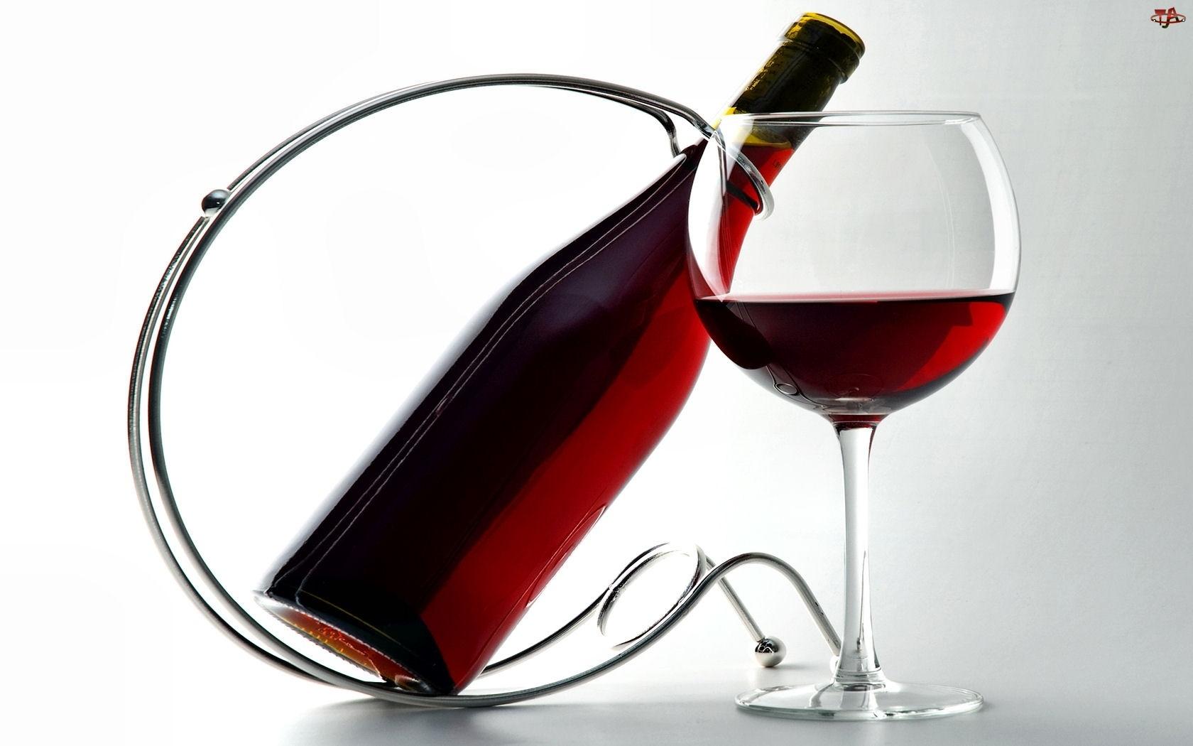 Kieliszek, Czerwone, Wino