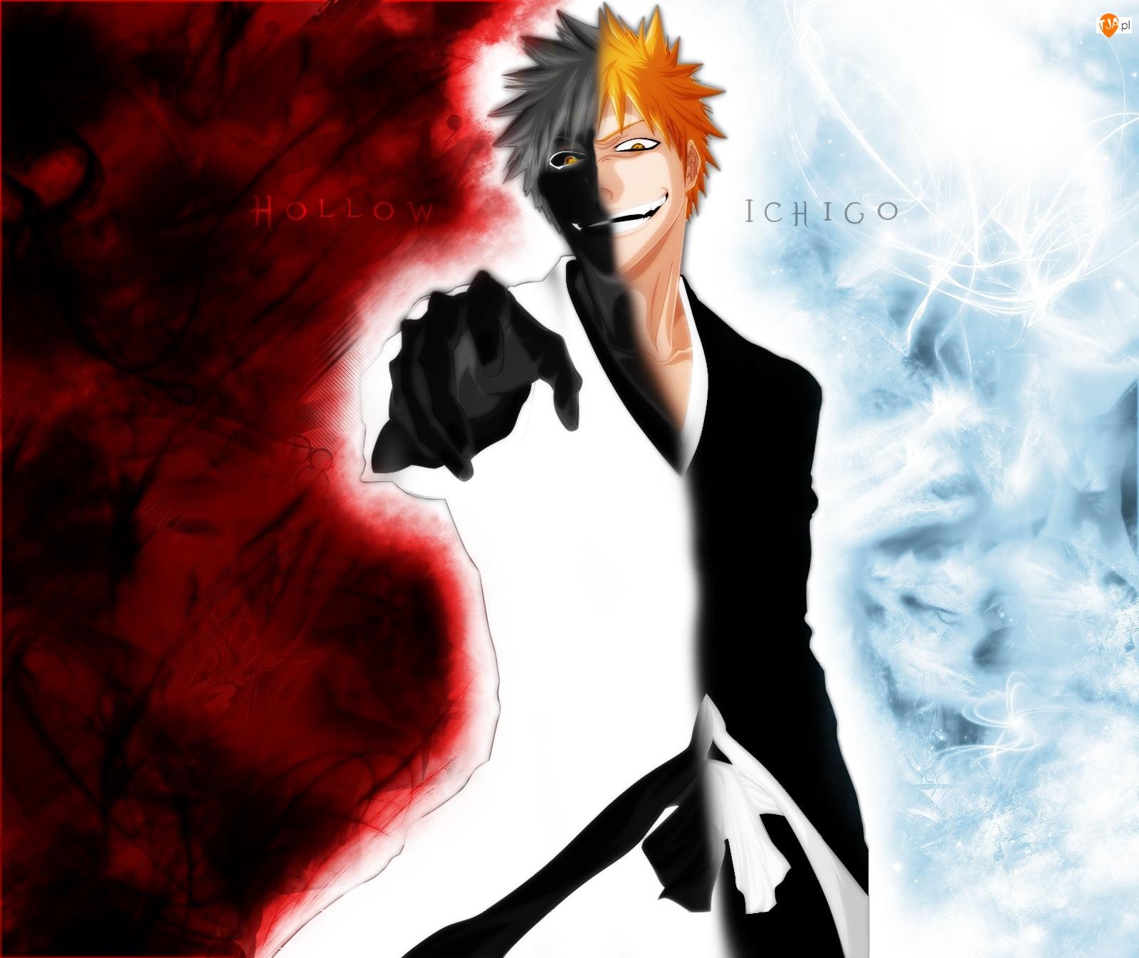 Kontrast, Ichigo, Bleach