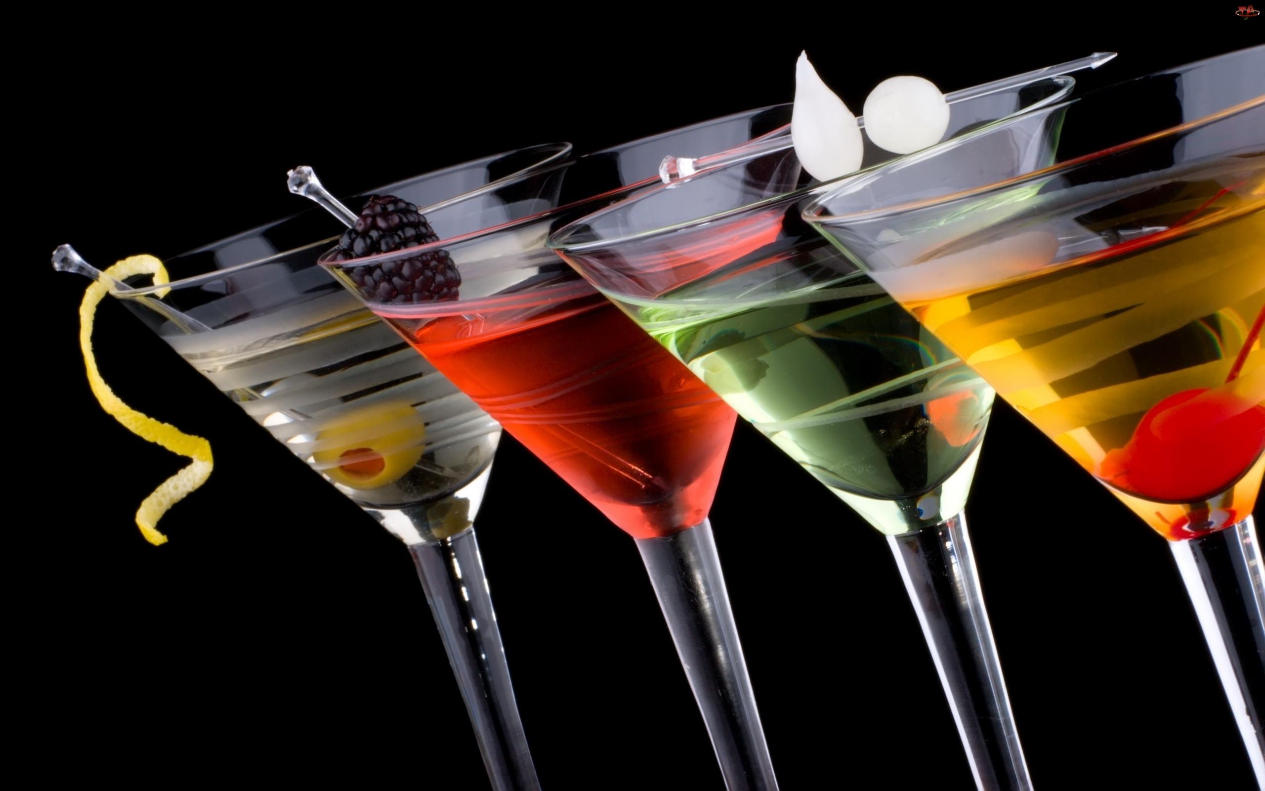Drinki, Cztery, Kolorowe
