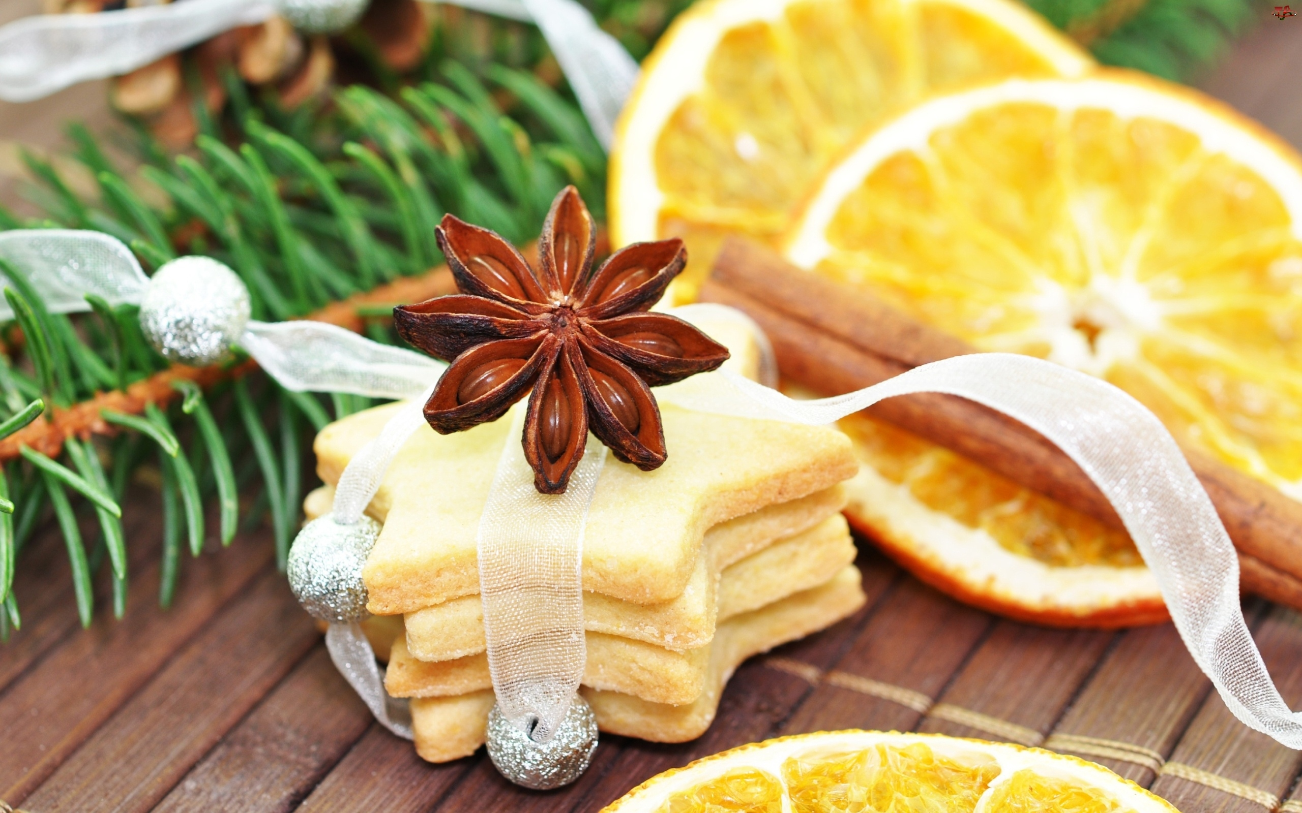 Pomarańczy, Ciasteczka, Plastry