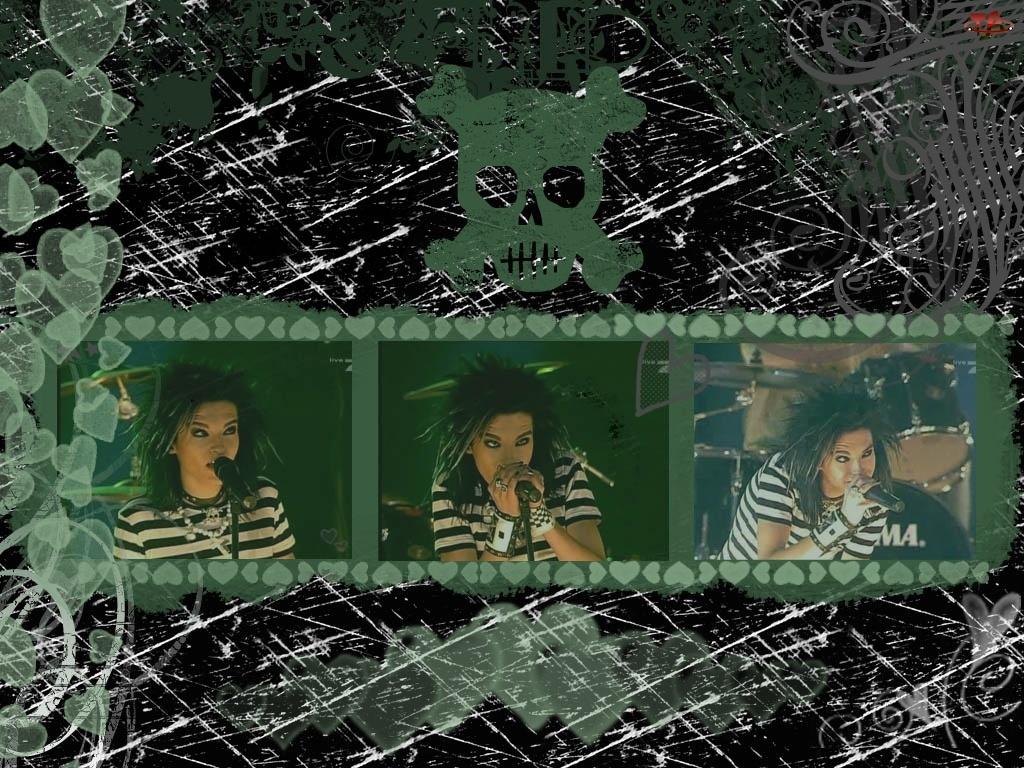 Bill, Tokio Hotel, czaszka