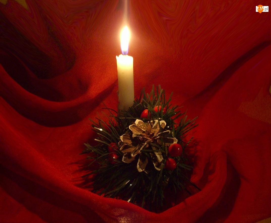 Stroik, Świeczka, Świąteczny