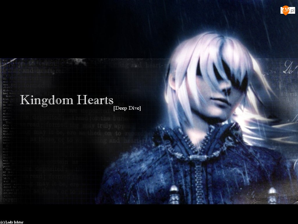 twarz, Kingdom Hearts, postać
