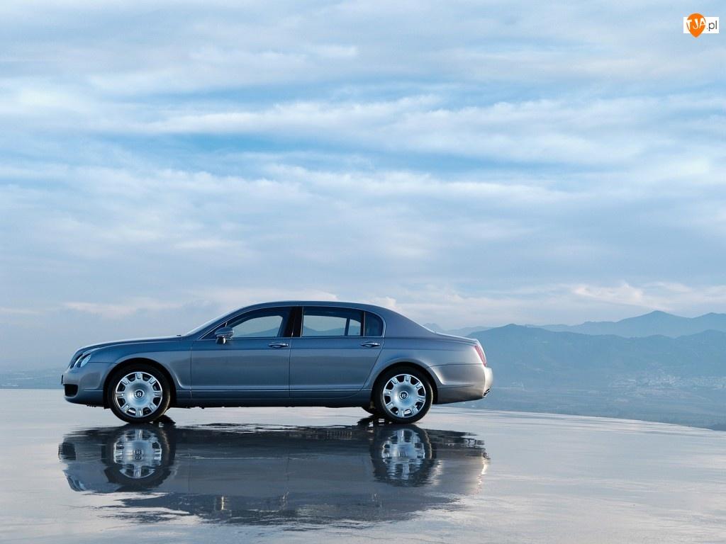 Limuzyna, Bentley Continental, Elegancka