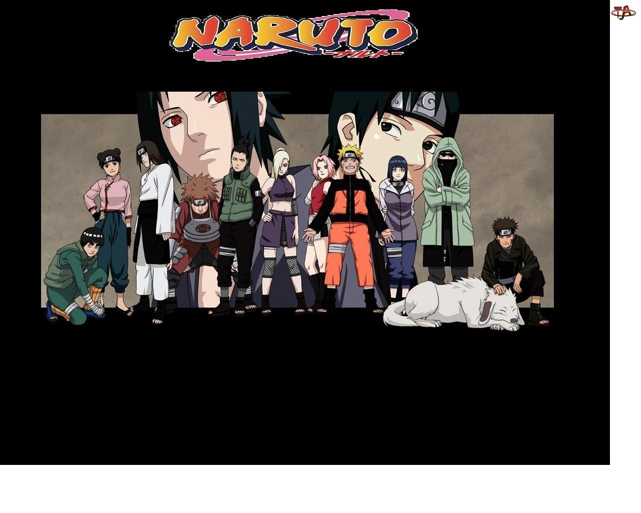 Postacie z Naruto