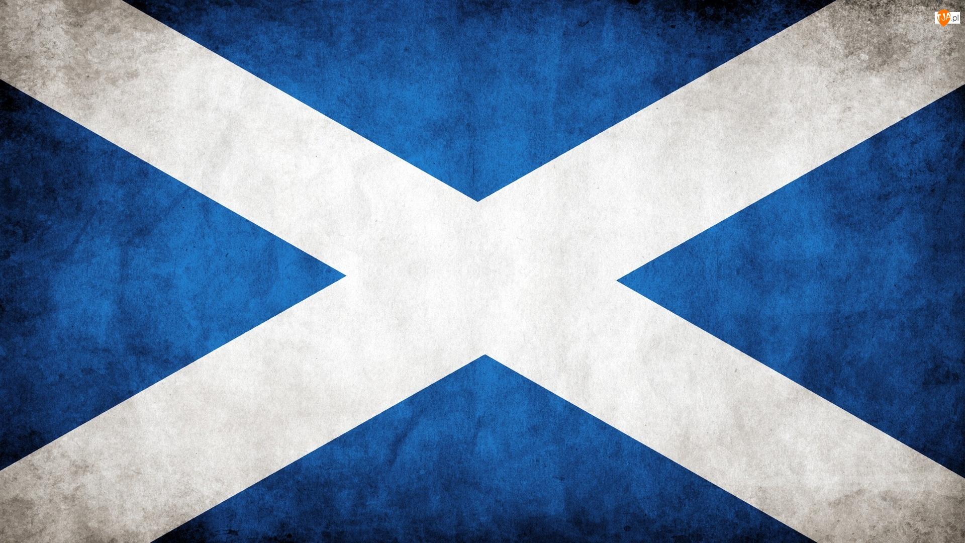 Szkocja, Flaga, Państwa