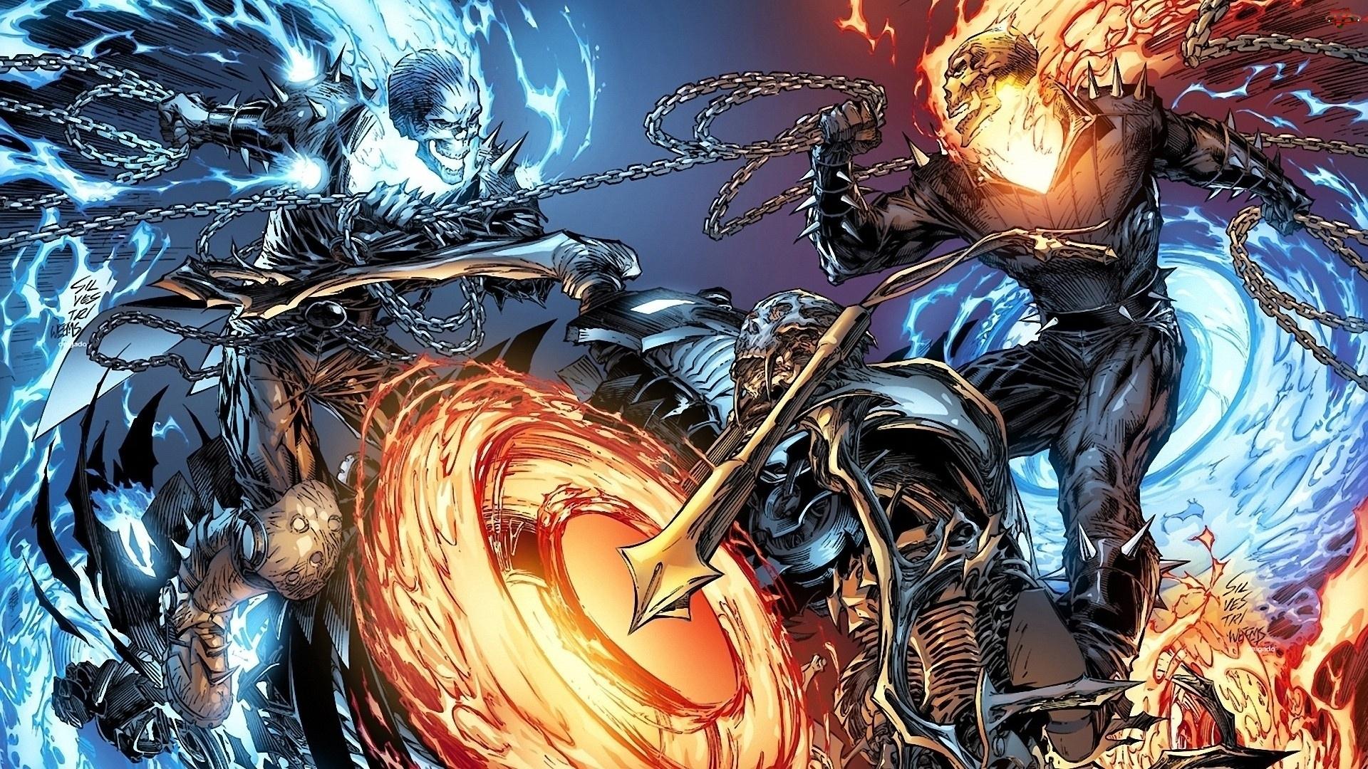 Ghost Rider, Grafika