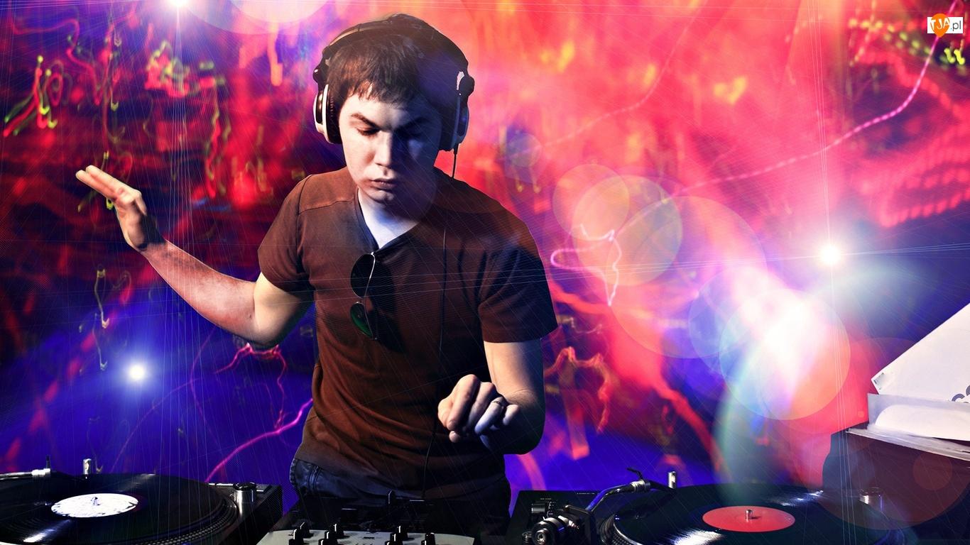 Dyskoteka, DJ