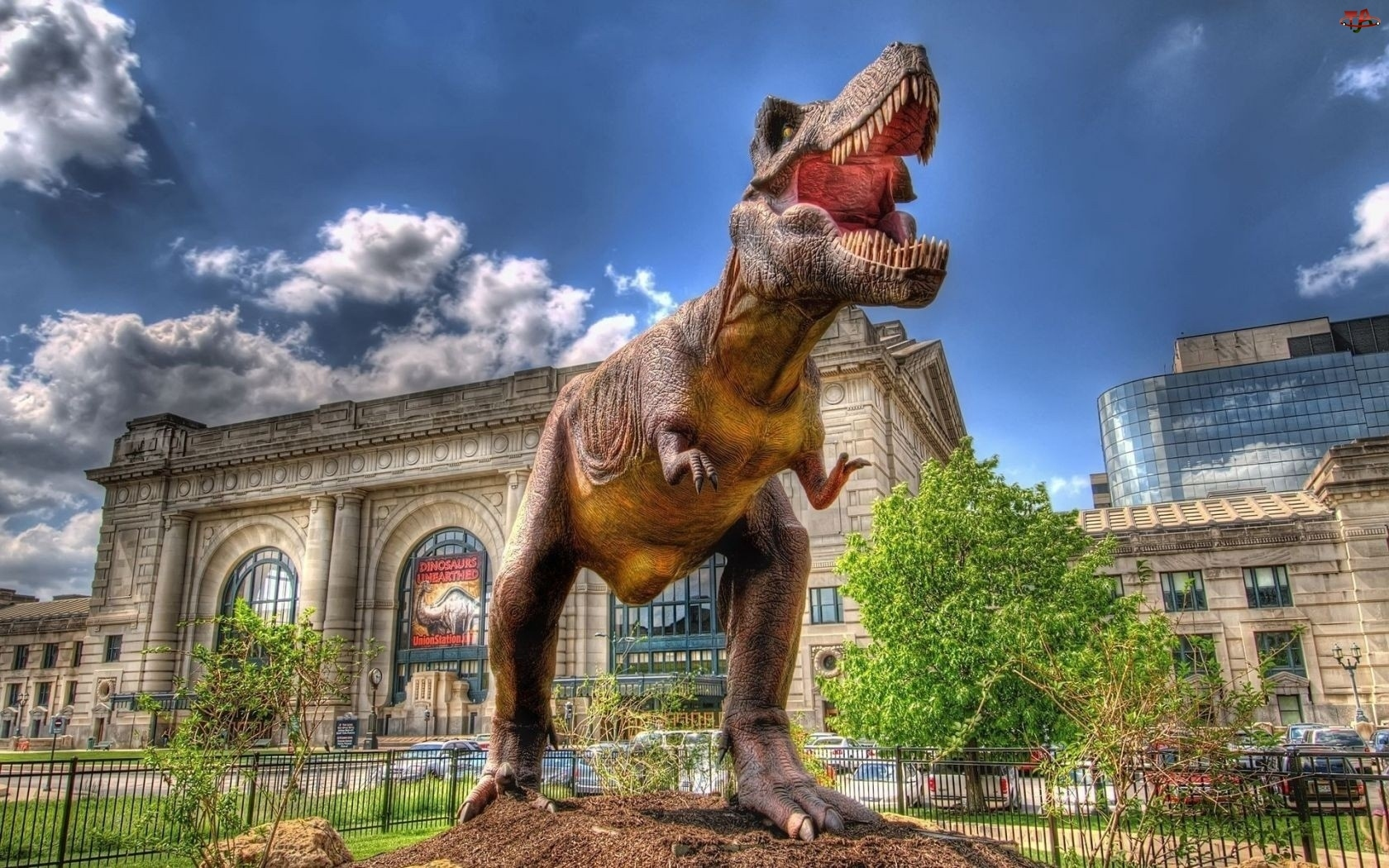 Park, Tyranozaur, Jurassic
