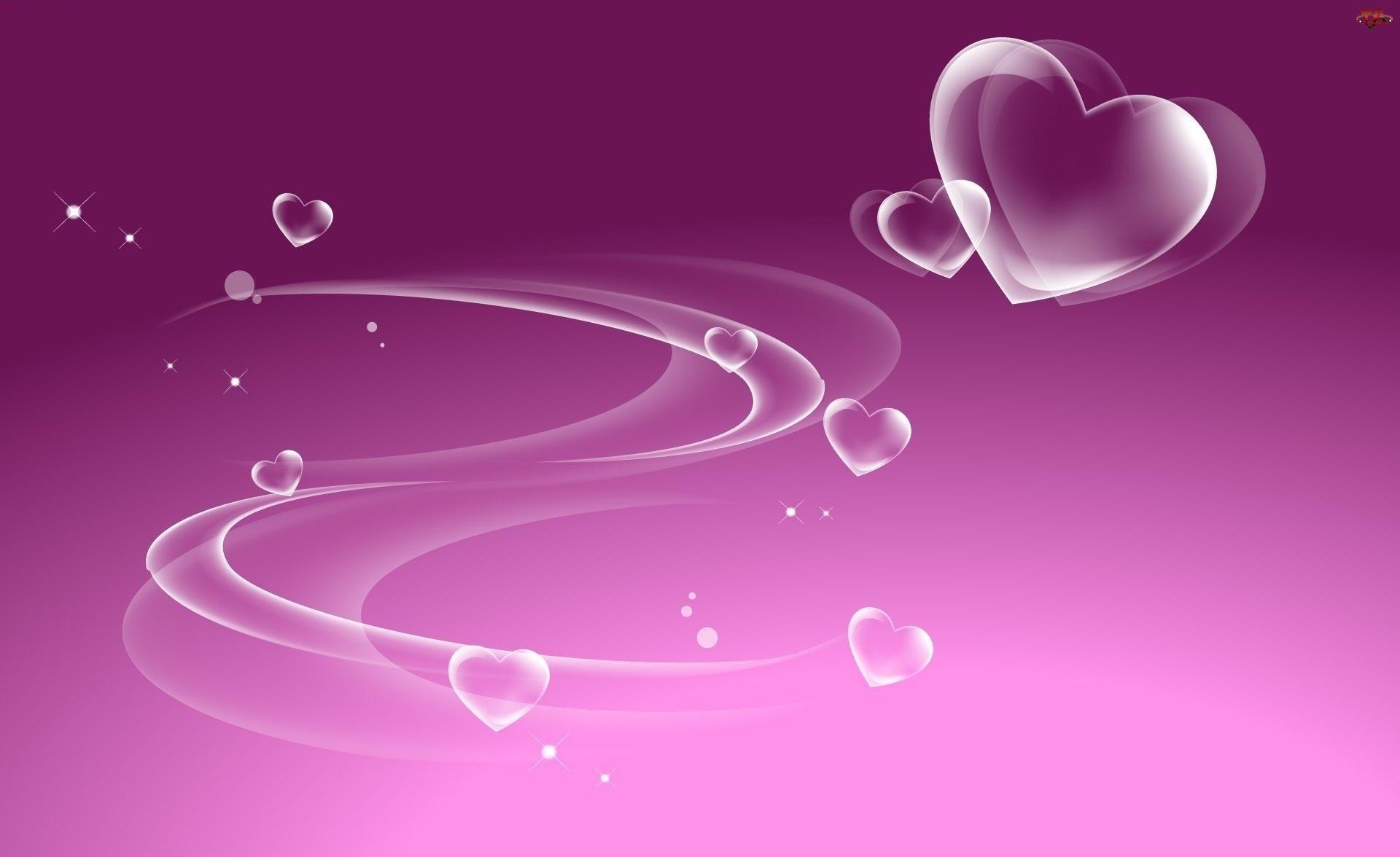 Walentynkowe, Serca