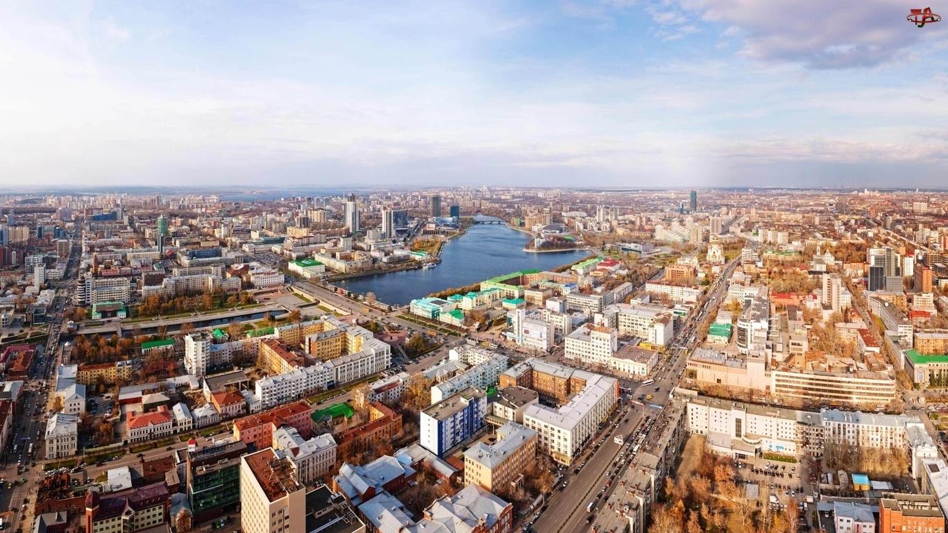 Miasto, Ural, Rosja