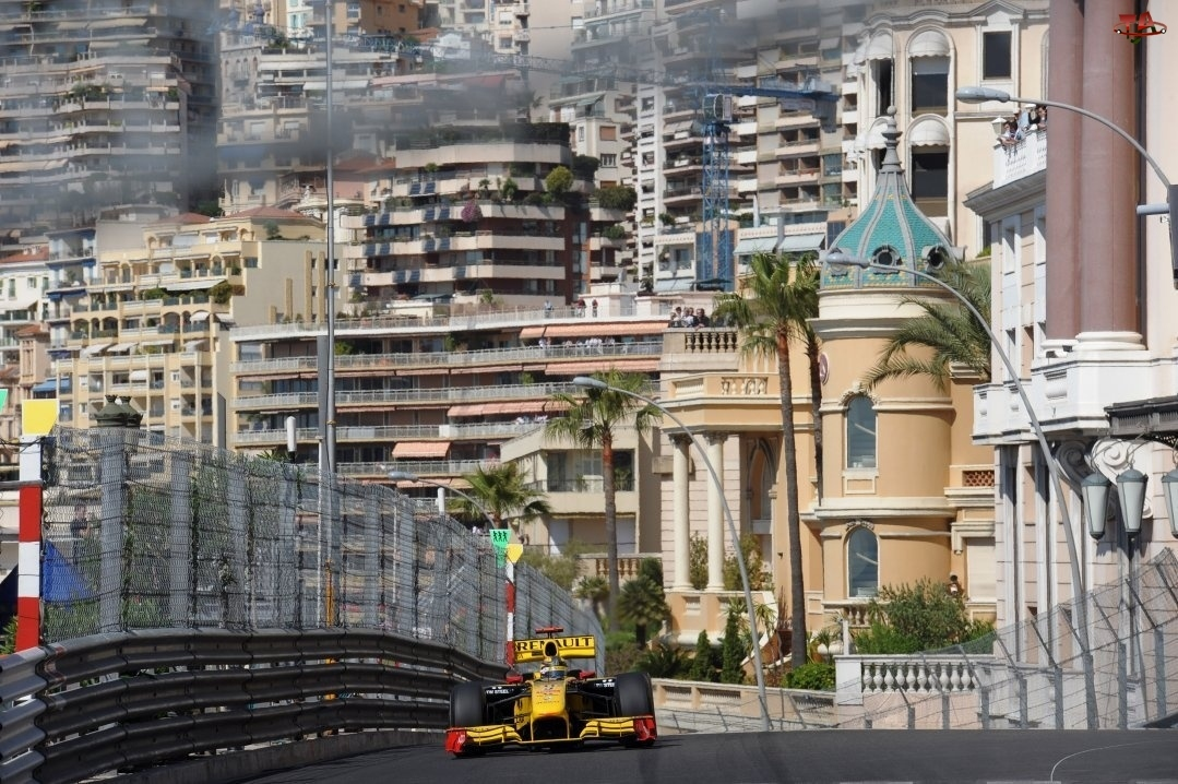 Renault F1, GP Monaco