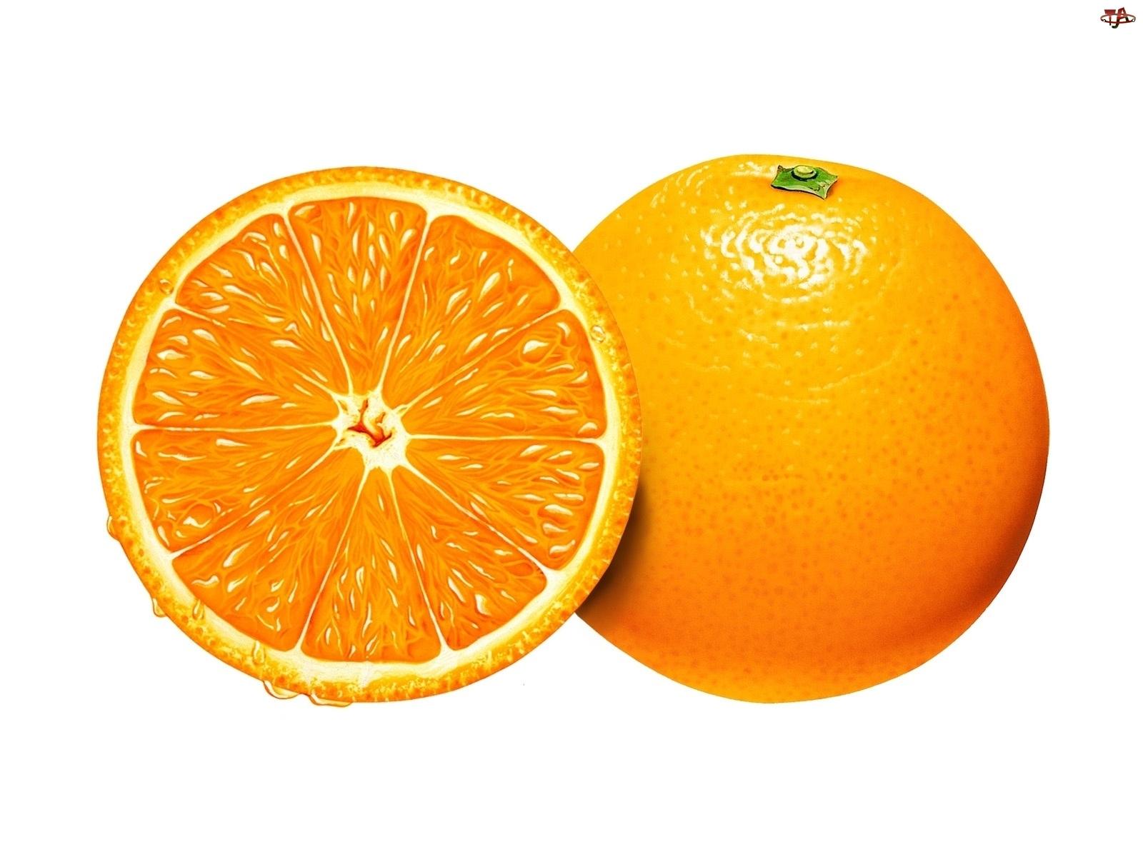 Pomarańcze, Soczyste
