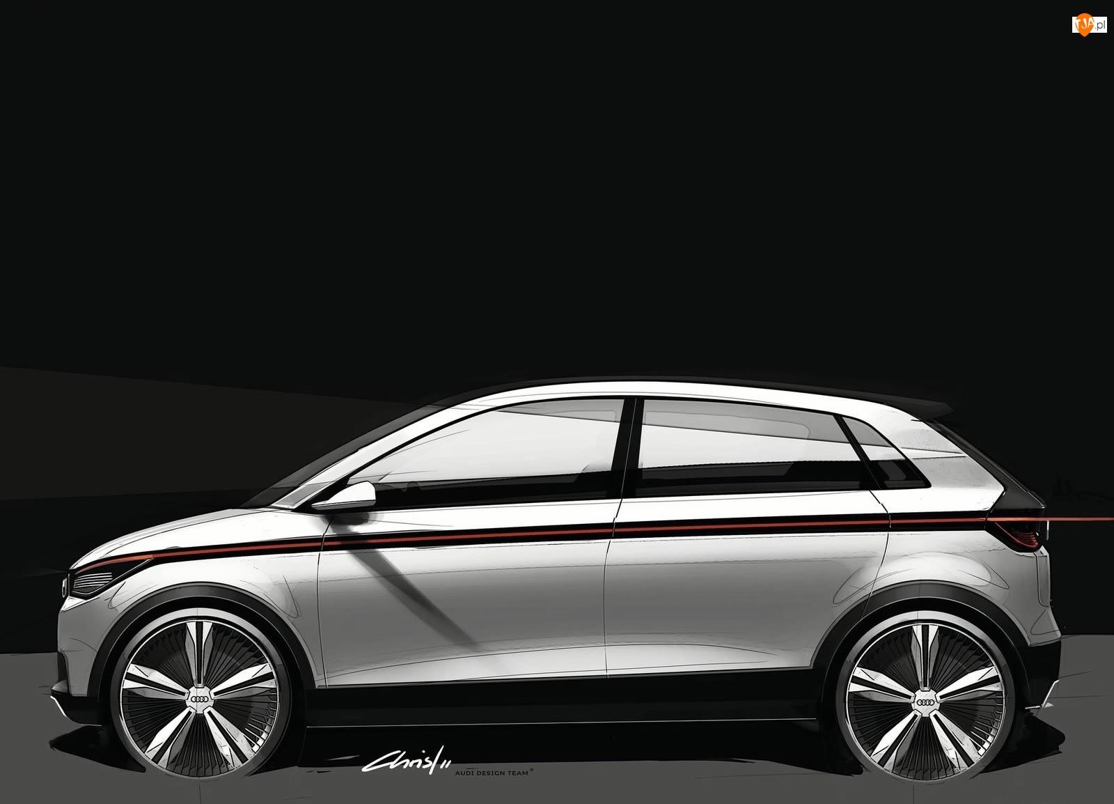 Audi A2, Projekt