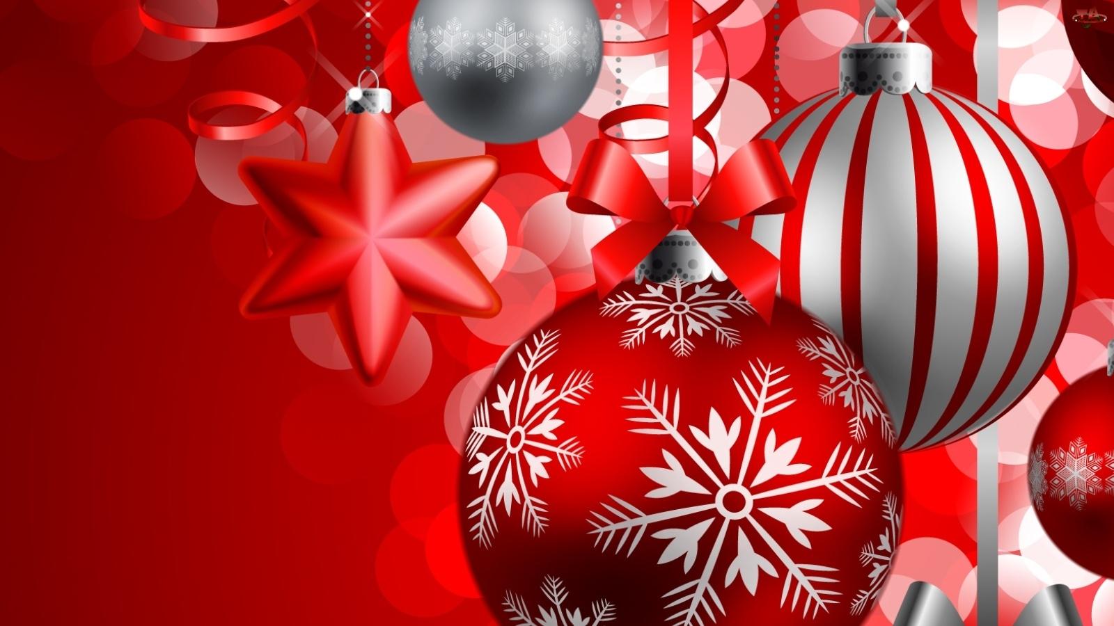 Świąteczna, Bombki, Dekoracja
